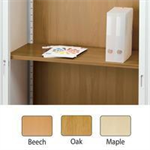 Arista FF ARISTA ADJUSTABLE WOODEN SHELF MAPLE