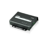 Aten VE802R-AT-E AV extender AV receiver Black