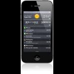 iPhone 4S 16GB Apple Original Celular Desbloqueado NEGRO REACONDICIONADO dir
