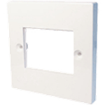Cablenet 72-3371 wall plate/switch cover White