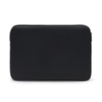 "Dicota Perfect Skin 15-15.6 notebook case 39.6 cm (15.6"") Sleeve case Black"
