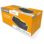 Sagem CTR355 (252920319) Toner black, 2K pages @ 5% coverage