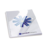 GBC HiClear Binding Covers A4 PVC 300 Micron Clear (100)