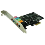 APPROX 5.1 Soundcard, 3D, PCI Express