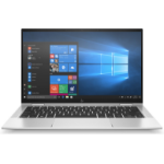 "HP EliteBook x360 1030 G7 Hybrid (2-in-1) 33.8 cm (13.3"") 1920 x 1080 pixels Touchscreen 10th gen Intel® Core™ i7 16 GB LPDDR4-SDRAM 256 GB SSD Wi-Fi 6 (802.11ax) Windows 10 Pro Silver"