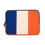 Urban Factory Neoprene Flag Laptop Sleeve for 11.6 to 12 Inch Devices, France Flag (FLG05UF)