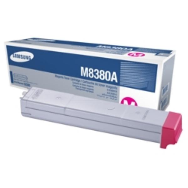 Samsung CLX-M8380A/ELS (M8380A) Toner magenta, 15K pages @ 5% coverage