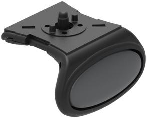 Honeywell 8600505RINGTRGR accesorio para dispositivo de mano Negro