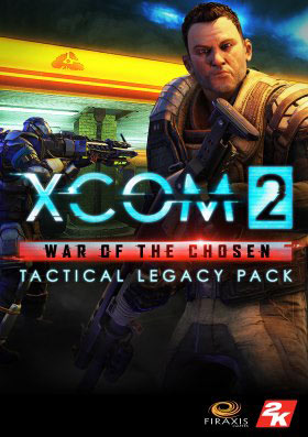 Nexway XCOM 2: War of the Chosen - Tactical Legacy Pack (DLC) Video game downloadable content (DLC) PC XCOM: Enemy Unknown Español