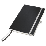 Leitz Style writing notebook Black 80 sheets