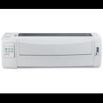Lexmark 2581+ 618cps 240 x 144DPI White dot matrix printer