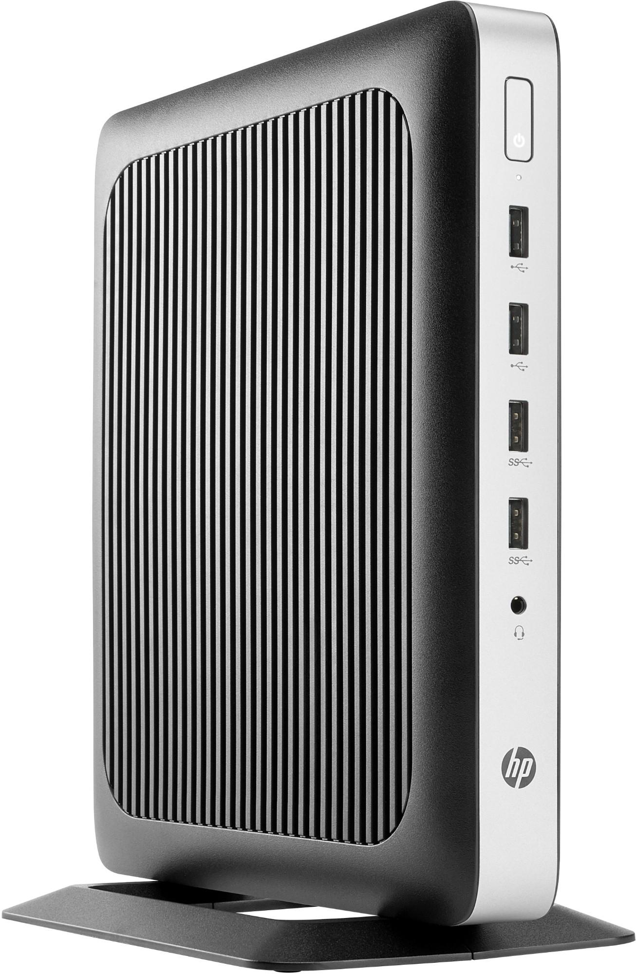 HP t630 Thin Client - AMD GX-420GI SoC -  32GB Flash 8GB RAM - Win10 IoT Ent - Qwerty UK