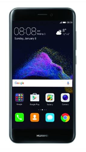 """Huawei P8 Lite 2017 13.2 cm (5.2"""") 3 GB 16 GB 4G Black 3000 mAh"""
