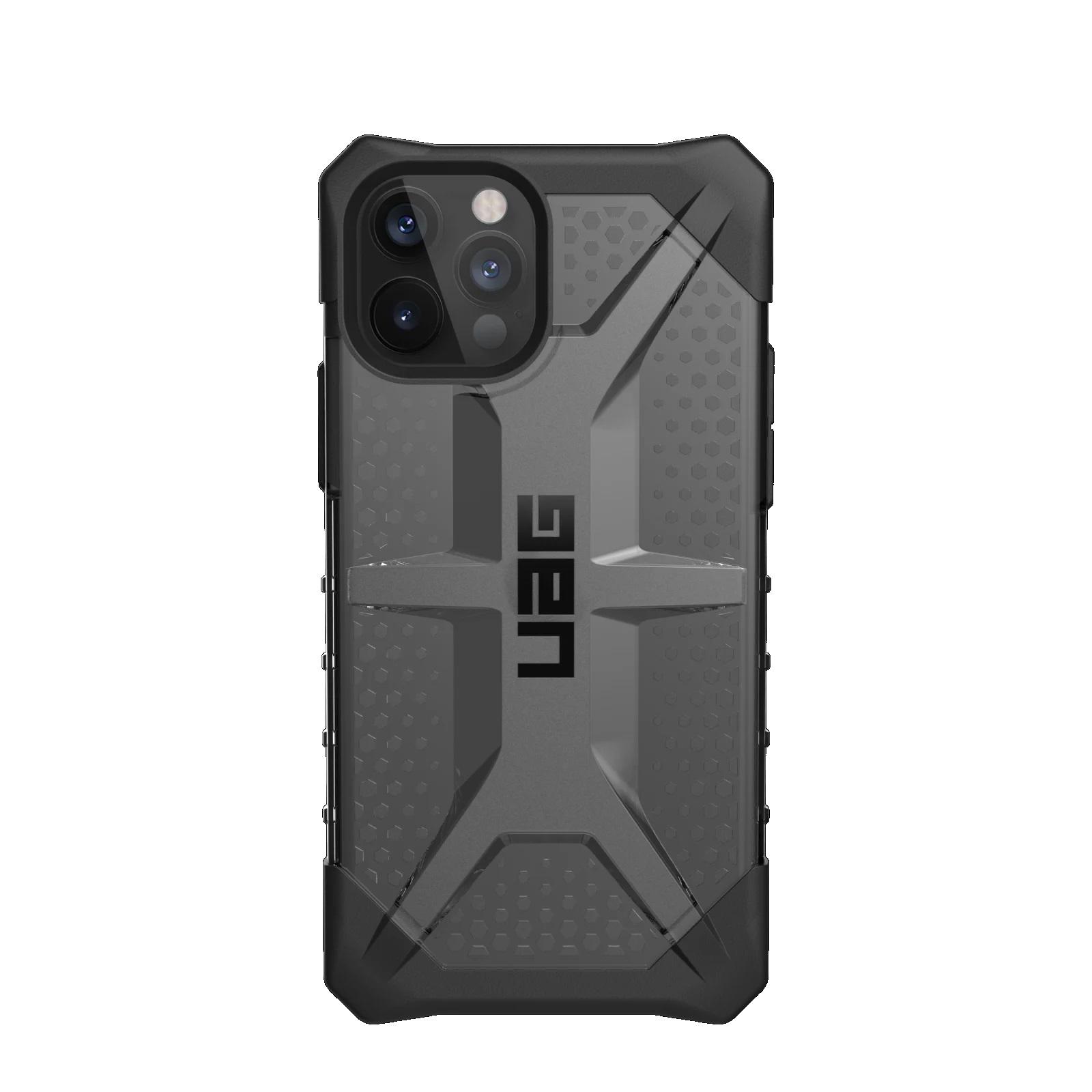 "Urban Armor Gear Plasma funda para teléfono móvil 17 cm (6.7"") Negro, Gris, Transparente"
