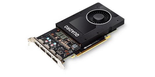 Lenovo 4X60N86662 Quadro P2000 5GB GDDR5 graphics card