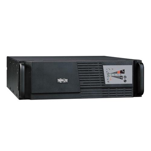 Tripp Lite SmartOnline 200-240V 3kVA 2.4kW On-Line Double-Conversion UPS, Extended Run, SNMP, Webcard, 3U Rack/Tower, USB, DB9 Serial