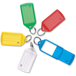 Helix SLIDING KEY FOBS MEDIUM ASST PK50