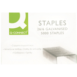 Q-CONNECT Q CONNECT STAPLES 26/6 P5000 KF27001