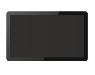 "Aopen eTile WT15M-FB touch screen monitor 39.6 cm (15.6"") 1920 x 1080 pixels Black Multi-touch Multi-user"