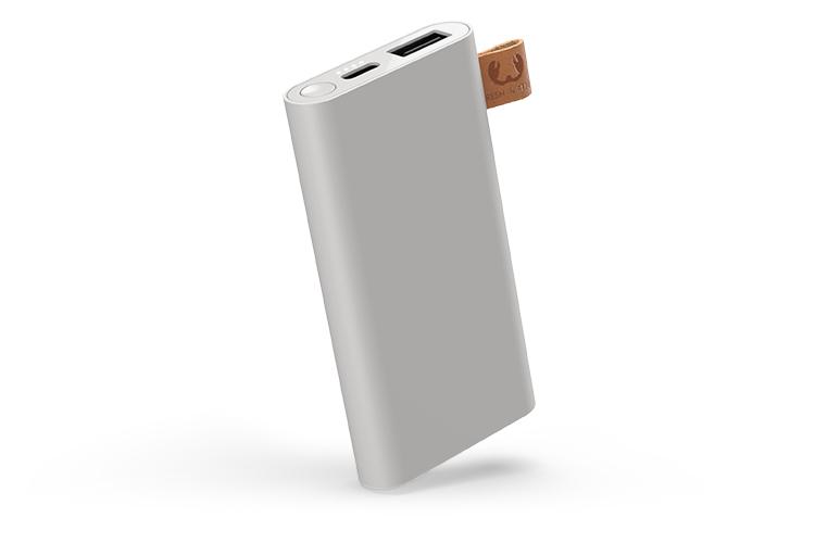 Fresh 'n Rebel 2PB3000IG batería externa Gris Polímero de litio 3000 mAh