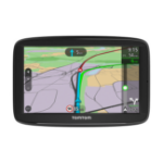 "TomTom VIA 52 navigator 12.7 cm (5"") Touchscreen Handheld/Fixed Black 209 g"