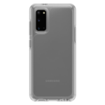 OtterBox Symmetry Clear Series for Samsung Galaxy S20, transparent