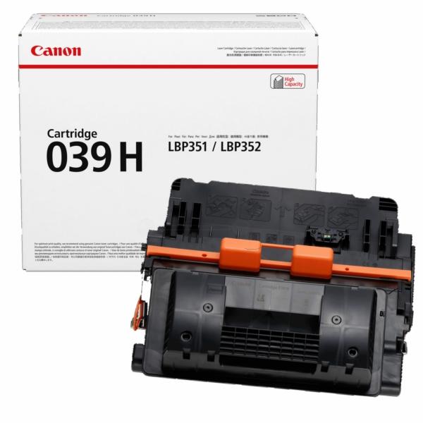 Canon 0288C001 (039 H) Toner black, 25K pages