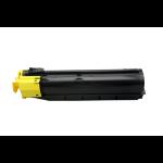Alpa-Cartridge Comp Kyocera Taskalfa 4550Ci TK8505Y Yellow Toner