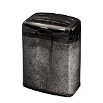 Fellowes Powershred M-7Cm paper shredder Cross shredding 23 cm Black