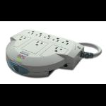 APC PER8T Personal SurgeArrest 8AC outlet(s) 120V 1.8m Beige surge protector