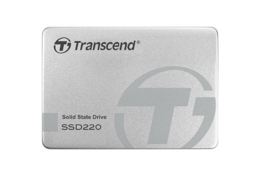 Transcend TS240GSSD220S 240GB Silver external solid state drive