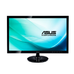 """ASUS VS248HR 24"""" Full HD Black computer monitor"""