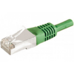 EXC 859553 networking cable Green 7.5 m Cat6a F/UTP (FTP)