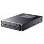 "MicroStorage MS-RS/SATA25DUAL 2.5"" Black storage drive enclosure"