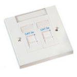 Videk 1678E wall plate/switch cover White