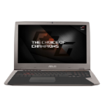 "ASUS ROG G701VIK-GB043T 2.9GHz i7-7820HK 17.3"" 3840 x 2160pixels Black,Grey Notebook"
