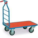 FSMISC PLATFORM TRUCK BLUE/RED 315691
