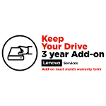Lenovo 3Y Keep Your Drive