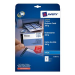 Avery Quick&Clean 85 x 54 mm (x25) 200pc(s) business card
