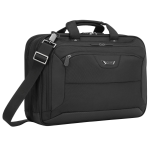 "Targus CUCT02UA15EU notebook case 39.6 cm (15.6"") Briefcase Black"