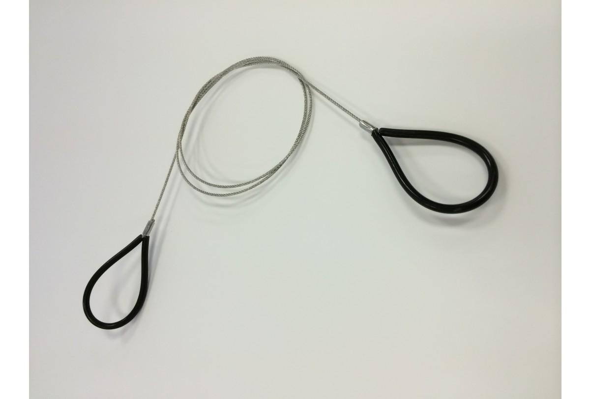 Compulocks 3MRMV cable antirrobo Negro, Plata