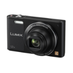 "Panasonic Lumix DMC-SZ10 Compact camera 16 MP CCD 4608 x 3456 pixels 1/2.33"" Black"