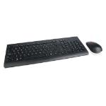 Lenovo 4X30M39458 Tastatur RF Wireless US Englisch Schwarz
