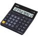 Casio DH-12TER Desktop Basic calculator Black calculator