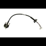 Zebra CBL-VC70-KBUS1-01 USB cable 0.18 m 2.0 Black