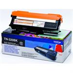 Brother TN320BK Laser Cartridge black 2500 pages