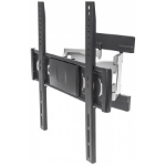 "Manhattan 461313 flat panel wall mount 139.7 cm (55"") Black,Silver"