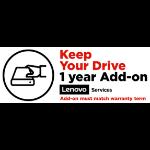 Lenovo 1Y Keep Your Drive