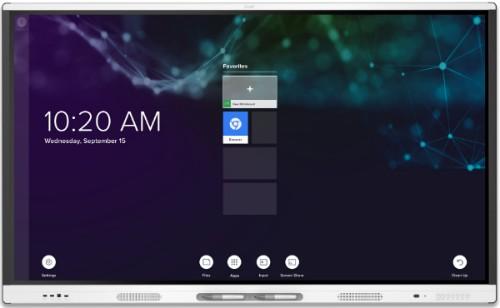 """SMART Technologies MX086-V2 Pro interactive whiteboard 2.17 m (85.6"""") Touchscreen 3840 x 2160 pixels White"""