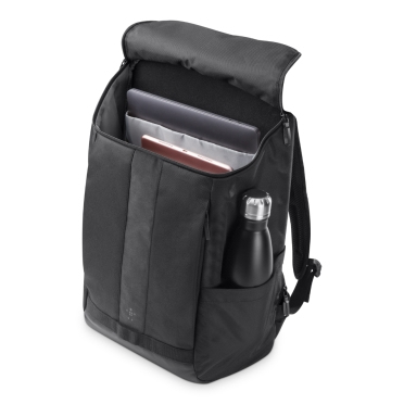Belkin F8N902 Active Pro Commuter Backpack for 15.6 inch Laptop with Reflective Strip, Security Pocket and Waterproof Base